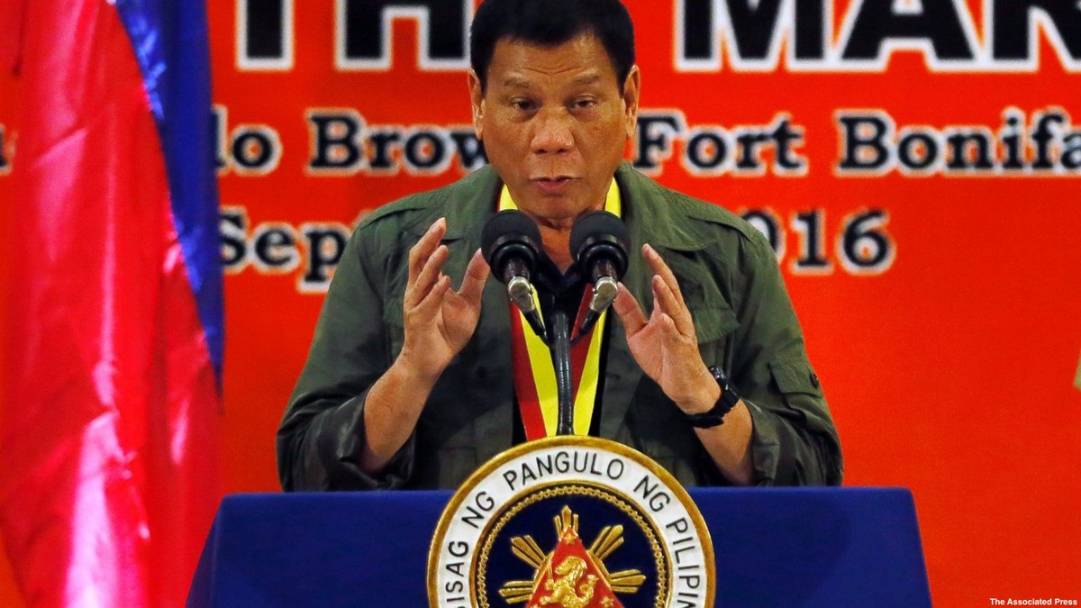 US lawmakers warn extra-judicial killings in Philippines' drug war could affect American aid