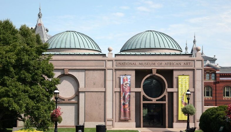 Visting the Smithsonian National Museum of African Art