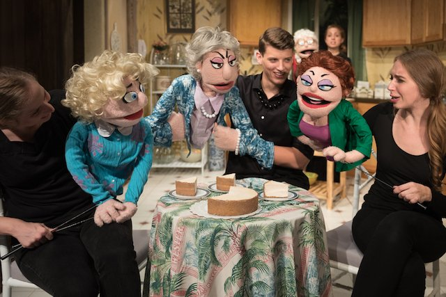 At Last, There's A 'Golden Girls' Puppet Show