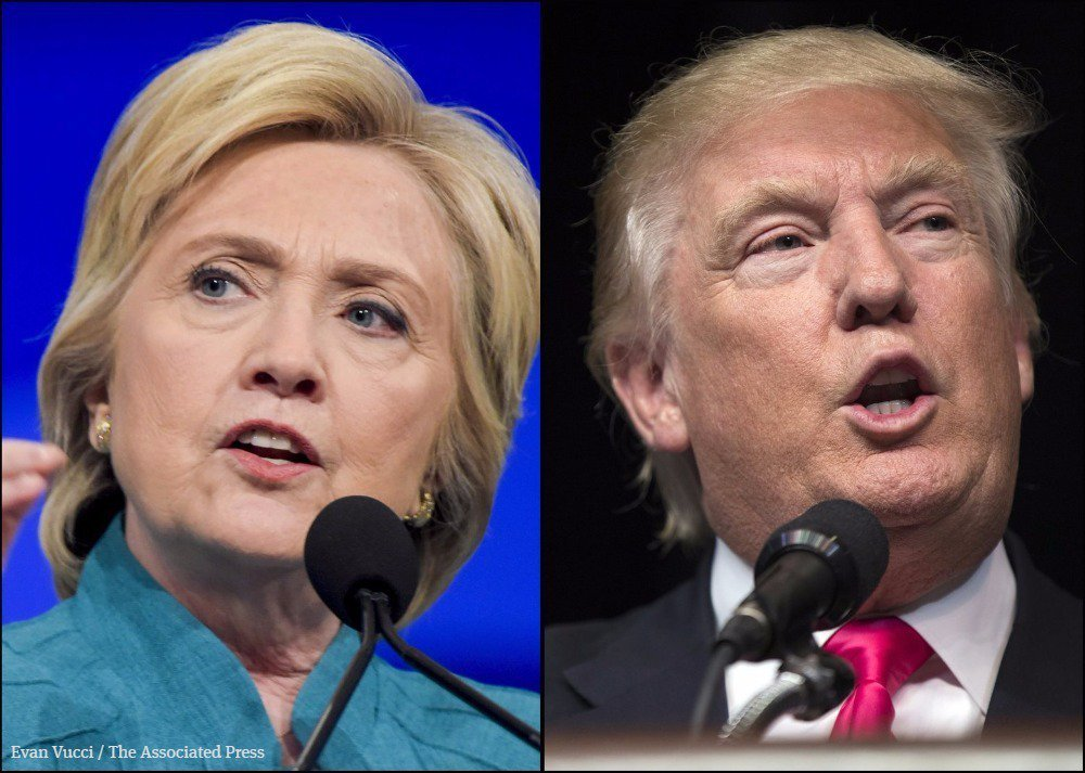 Are your friends and relatives divided over Trump and Clinton? Let us know