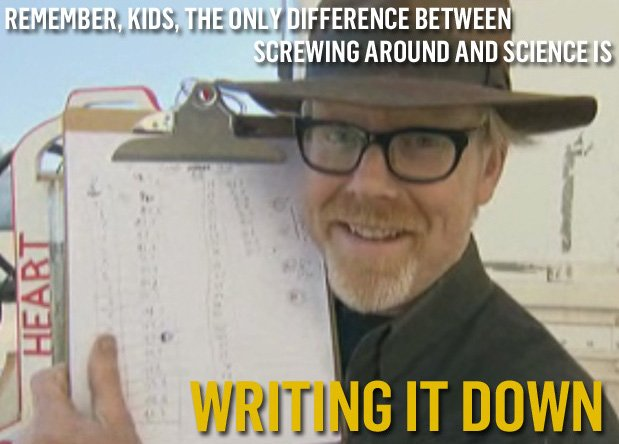 Words from the wise @donttrythis.