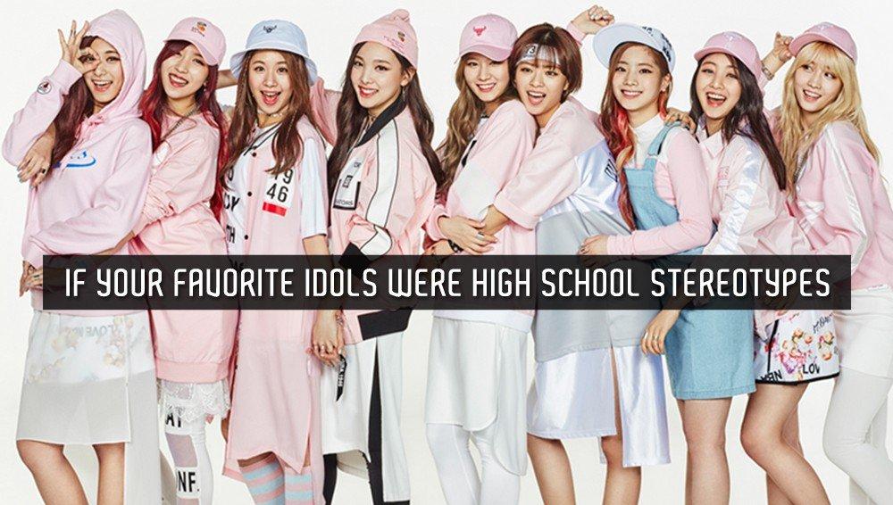 High school stereotypes