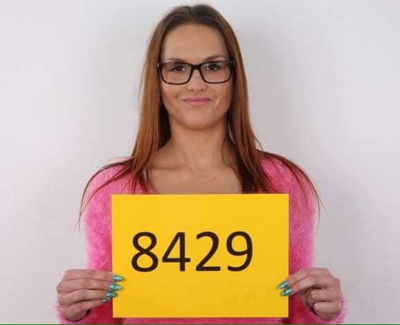 HD Czech Casting Barbara 8429