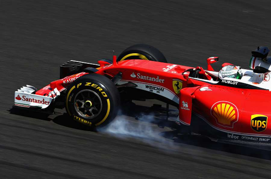 Vedere Diretta Partenza Gara GP Malesia F1 2016 Ferrari Streaming Gratis Rojadirecta TV.