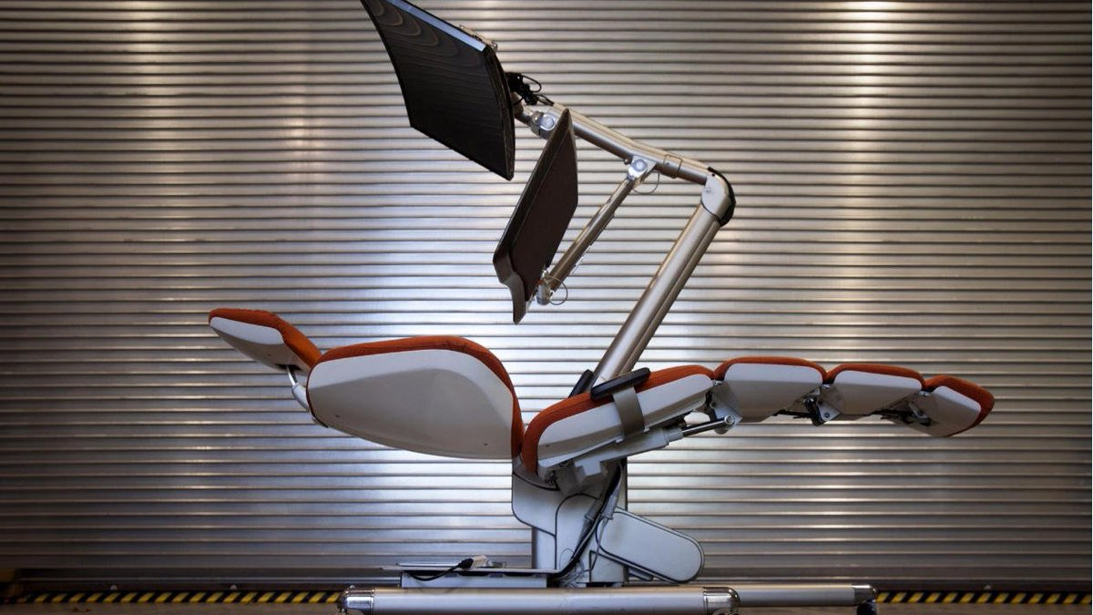 This $5,900 chair may be the tech world's new key to productivity