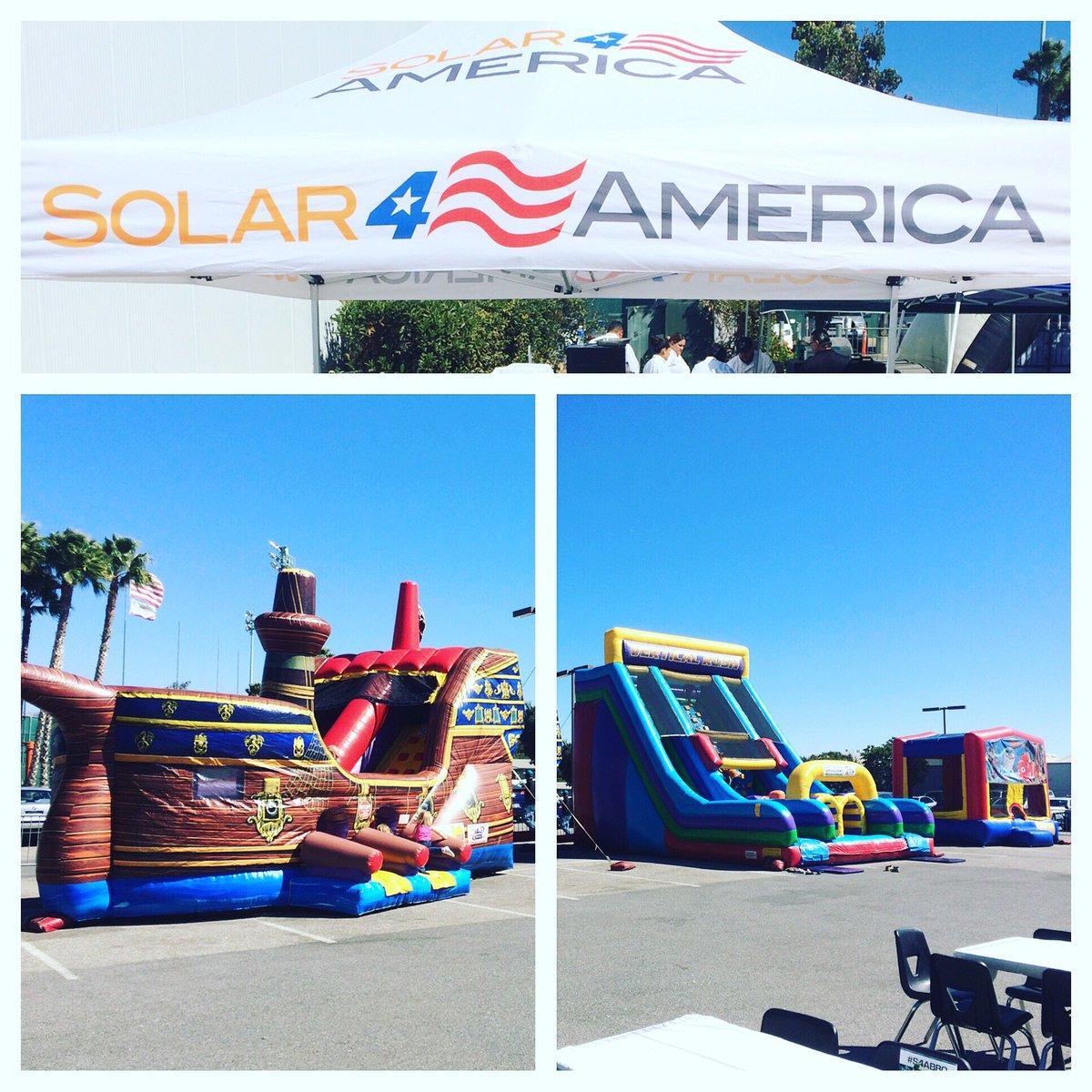 Solar For America >> Solar4america Ice On Twitter Solar 4 America Getting Ready For