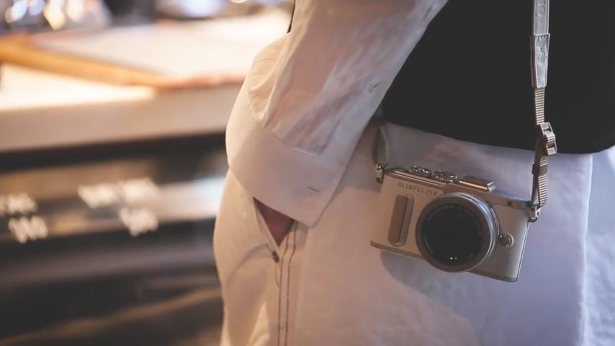 กล้อง olympus elp8 ตัวใหม่ล่าสุดสวยจัง https://t.co/TP8uoyI6l1
