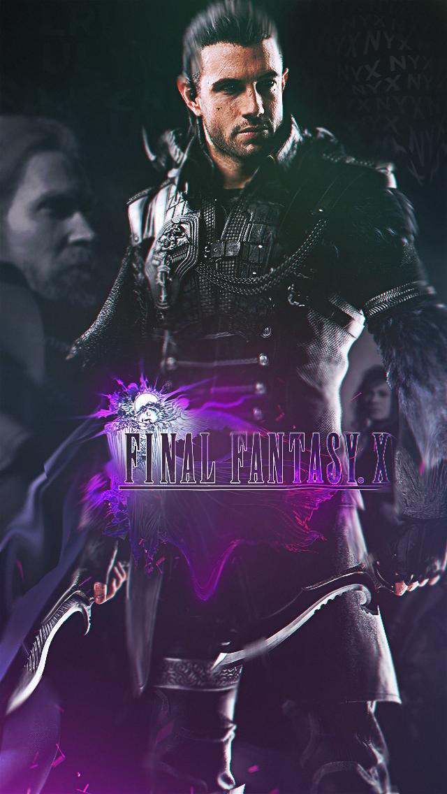 Kamo On Twitter Kingsglaive Final Fantasy XV Wallpaper Nyx Ulric 10