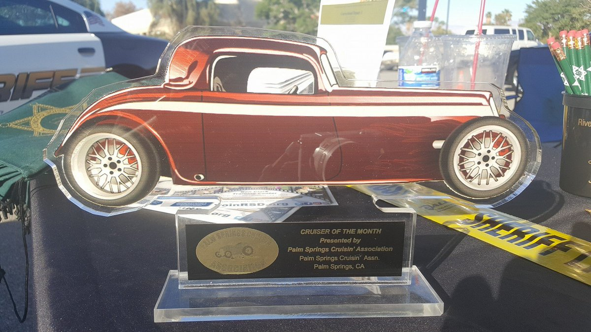 Riverside County Sheriffs Dept On Twitter The Palm Springs - Palm springs classic car show