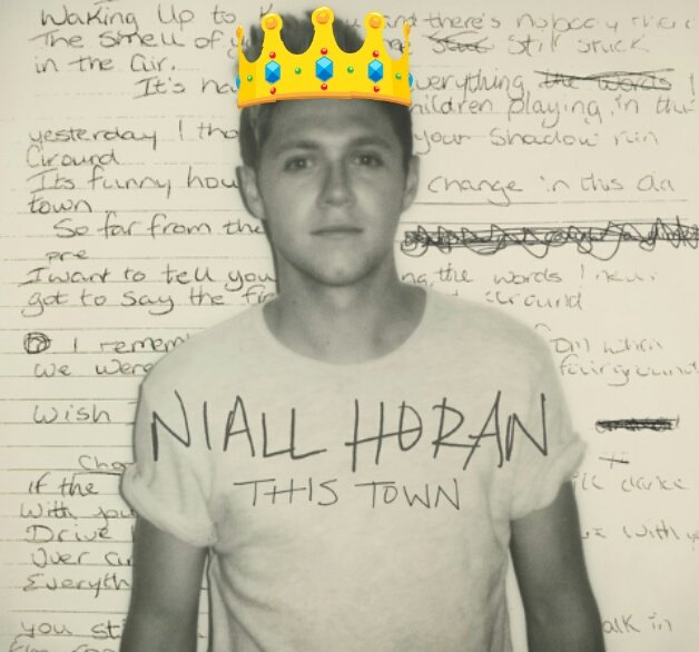 This Town is amazing(Im listening to it over and over again)💯 Niall's voice is so soothing💯 PROUD😊 https://t.co/OG33YCoG9b
