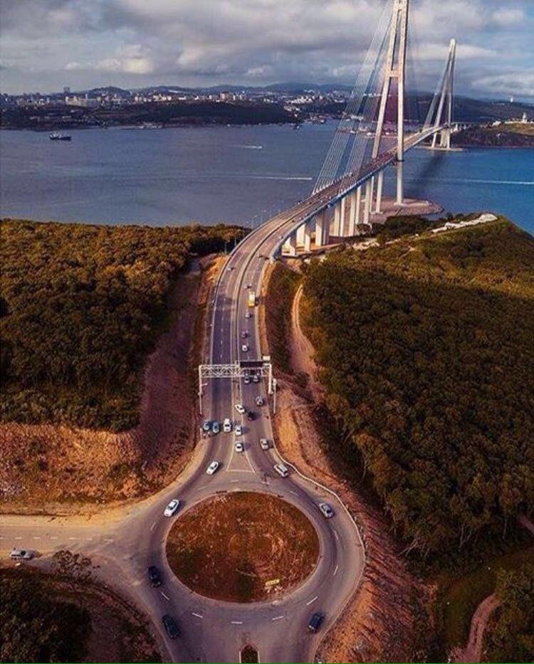 был картинки моста на русский пензы