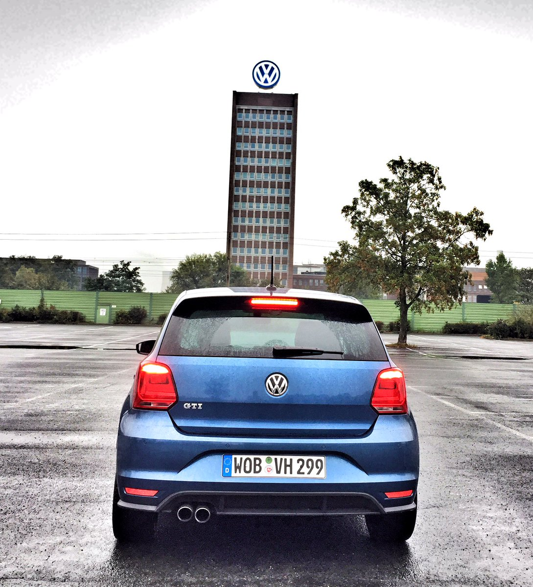 "Vw Quote Evo India On Twitter ""we Are Driving Polo Gti To Vw"