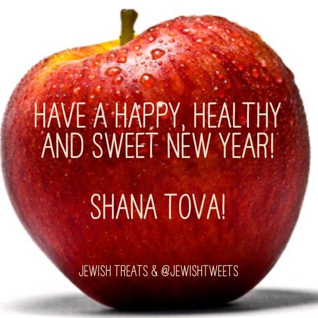 Wishing you a happy, healthy and sweet New Year. #ShanaTova from @JewishTweets! #RoshHashana https://t.co/UkE9VafPDa