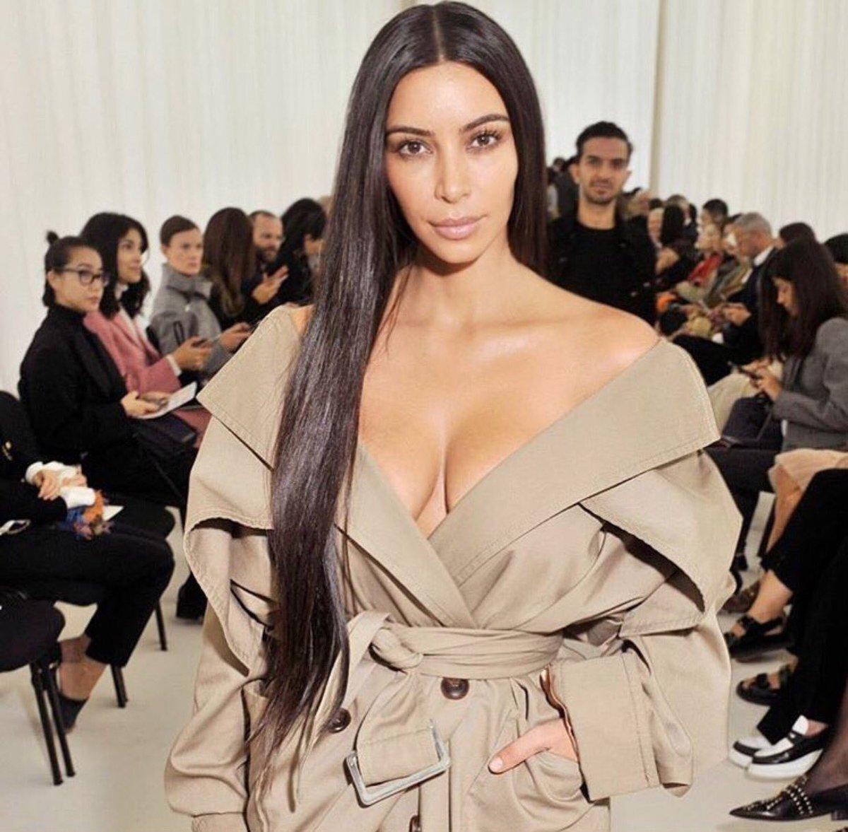 The Russian model went to Hollywood to overshadow Kim Kardashian