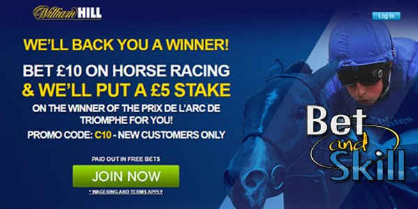 William Hill Guaranteed Win