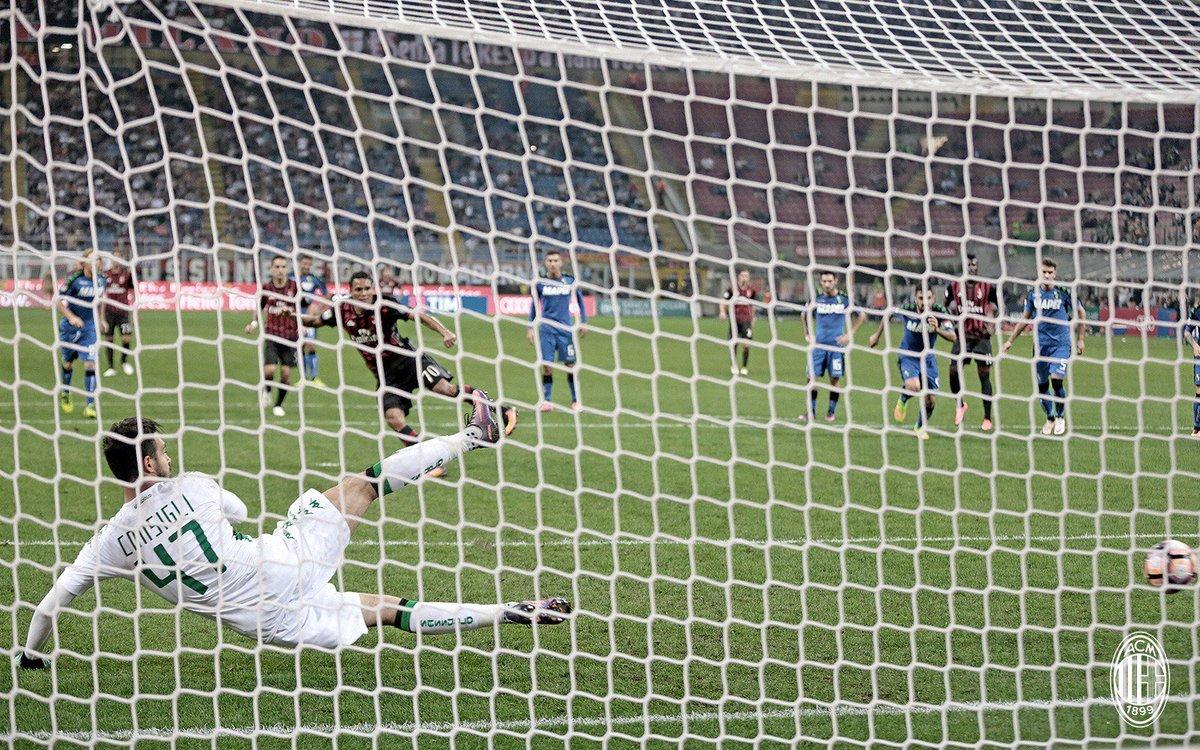 Super MILAN: rimonta tre gol al SASSUOLO e finisce 4-3, partita pazzesca a San Siro.