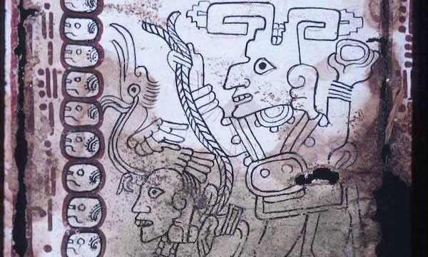 Codice Grolier, il manoscritto Maya più antico esistente