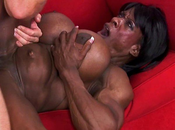 Yvette bova flexing fucking