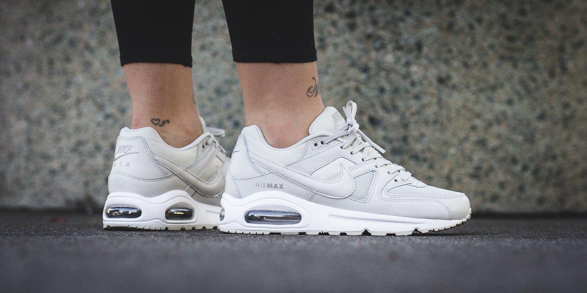 promo code c0fd1 fa11e ... Nike Air Max Command - Metallic Silver - Black - Cool Grey -  SneakerNews.com TITOLO on Twitter  ...