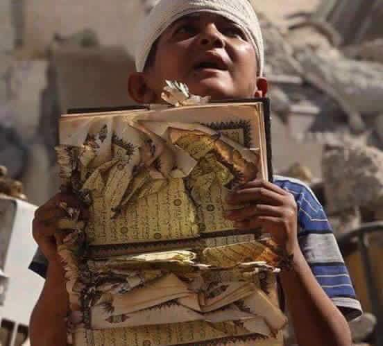 حلبُ تقول ثيابي ممزقة وجدراني CtxqSWnXYAAgSA_.jpg