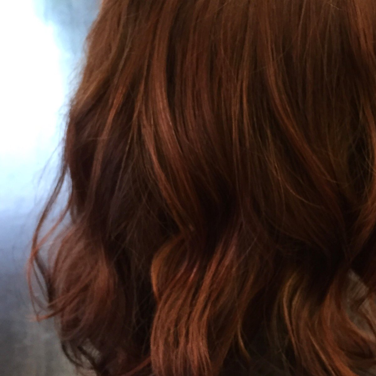 Zona Hair Salons On Twitter Fall Warm Reds Hair Color