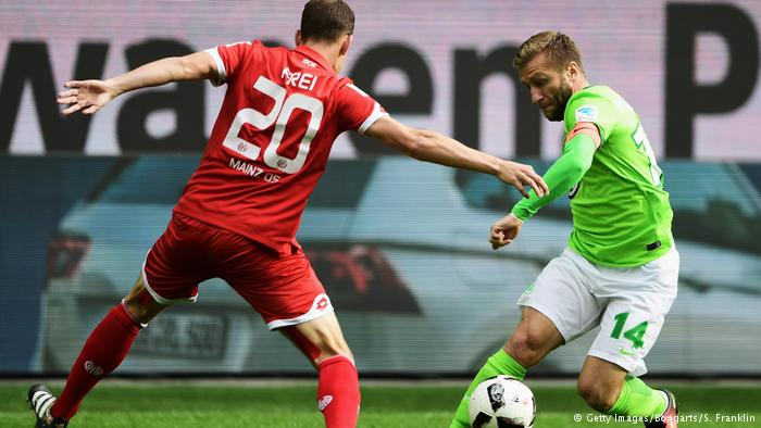 Video: Wolfsburg vs Mainz 05