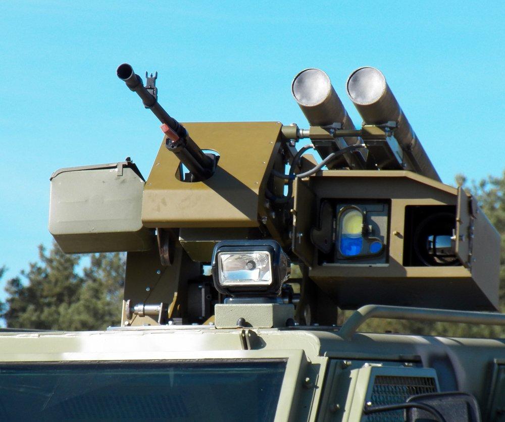 """КБ """"Луч"""" провел успешные испытания новой системы дистанционно управляемого оружия """"Сармат"""", - Порошенко - Цензор.НЕТ 9062"""