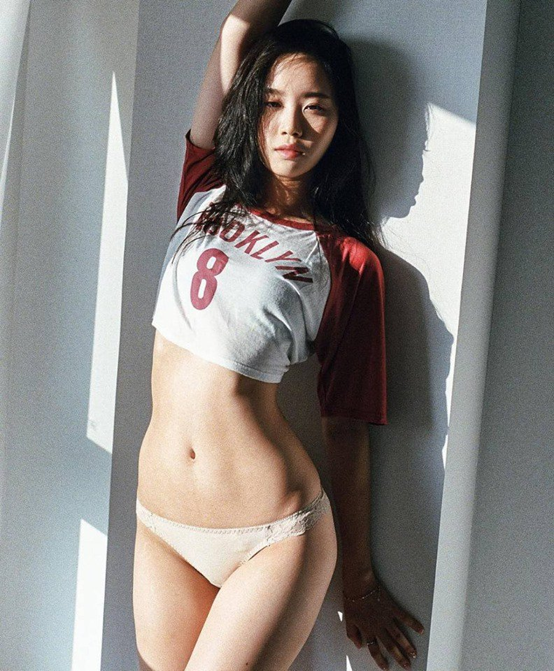 Korean babes photo 85