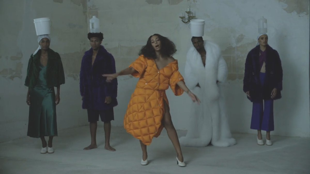 I will never get over this album and these visuals. thank you @solangeknowles ❤️ https://t.co/3OXEcI3U4x