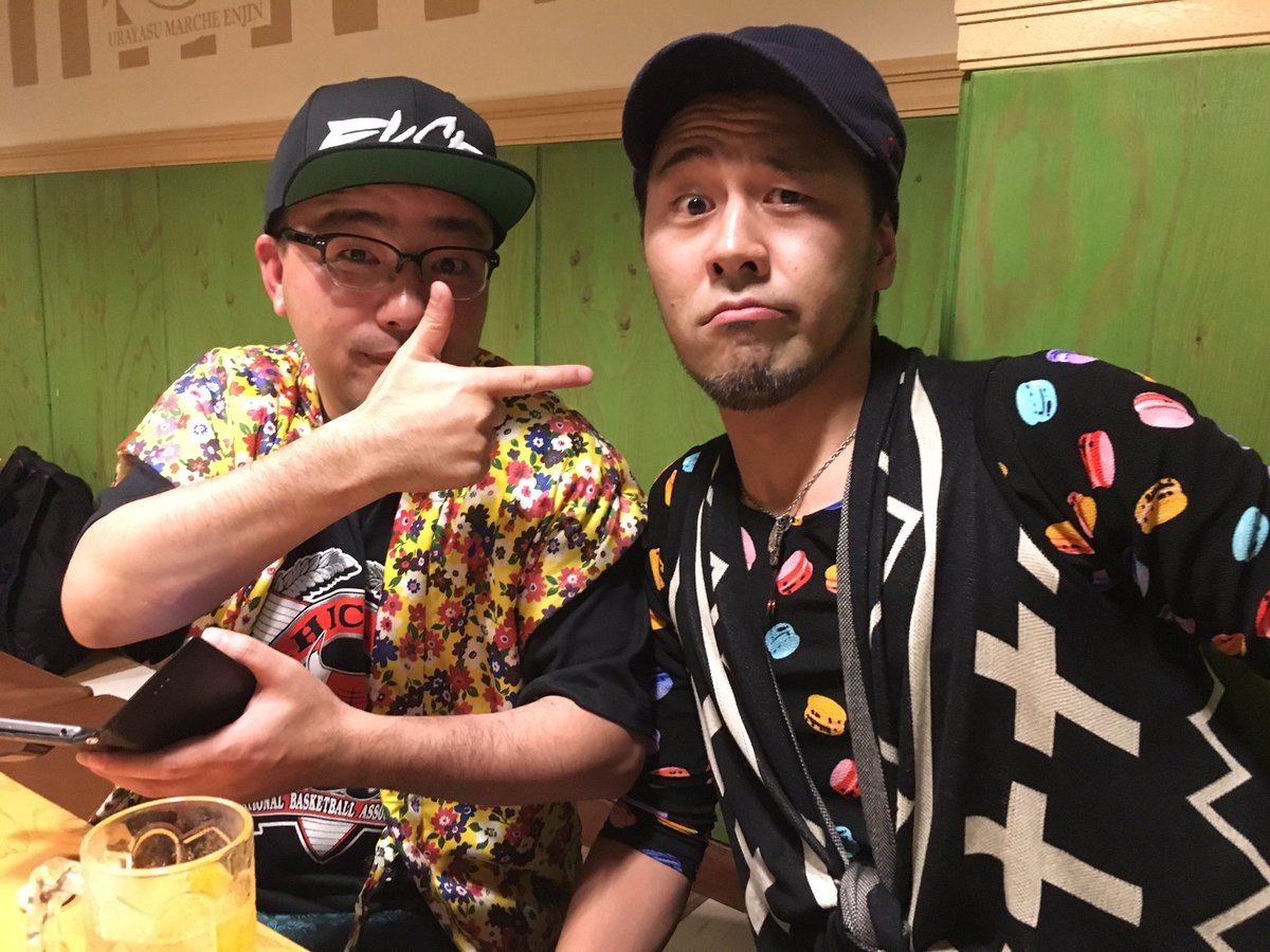 バッチ twitter 松本