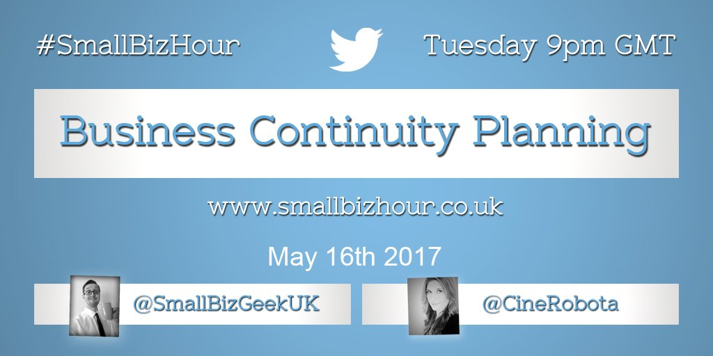 Thumbnail for Business Continuity Planning