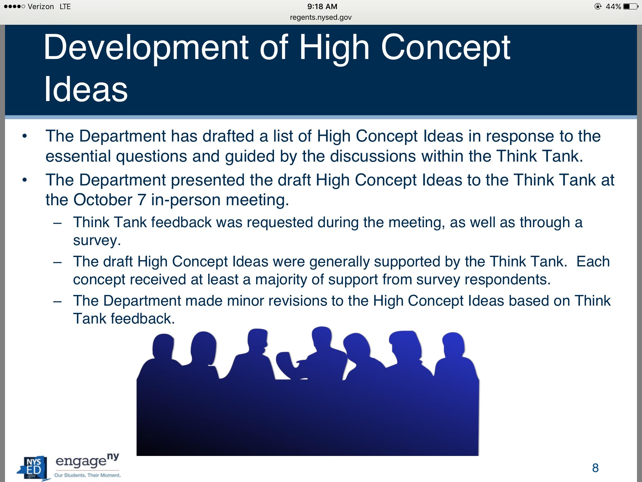 High concept ideas can be found here - https://t.co/i8RifFvrja @NYSEDNews @NYSPTA https://t.co/qCerGN6P76