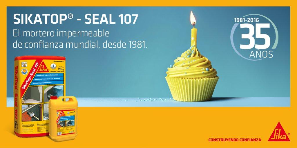 Sika uruguay sikauruguay twitter - Sikatop seal 107 ...