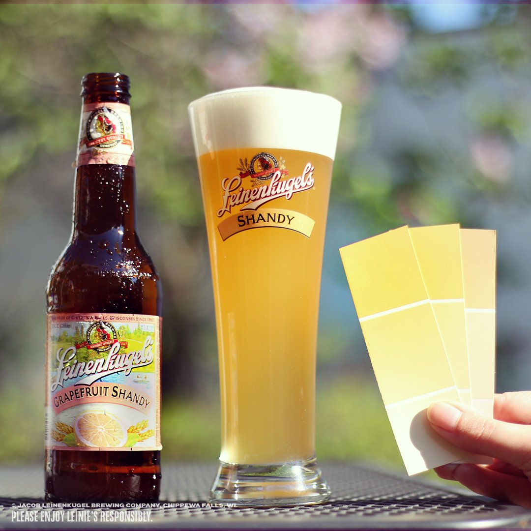 Where to buy leinenkugel s grapefruit shandy - Leinenkugel S On Twitter Brianbagby Thanks Brian We Love That You Re Such A Fan Cheers