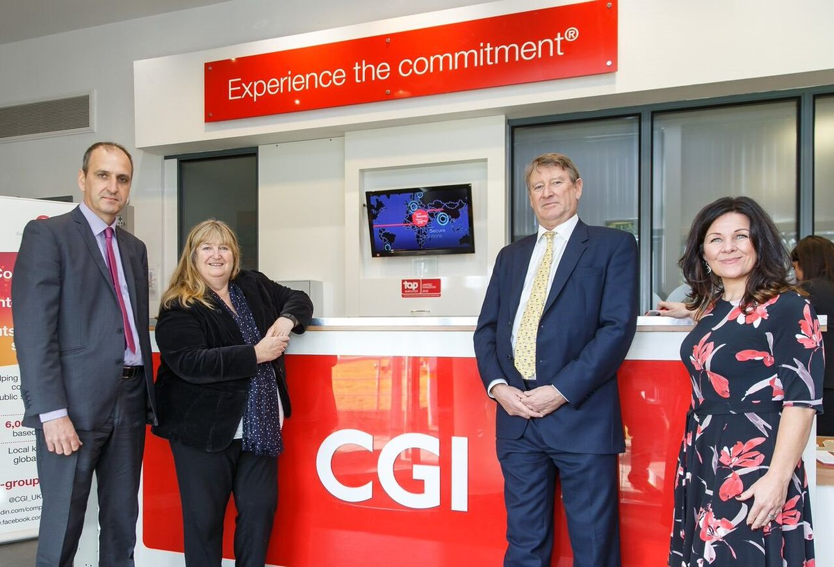 CGI UK on Twitter: