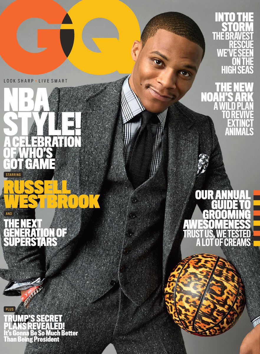 Check out who is on the cover of the November @GQMagazine!!!! #whynot #fashionking
