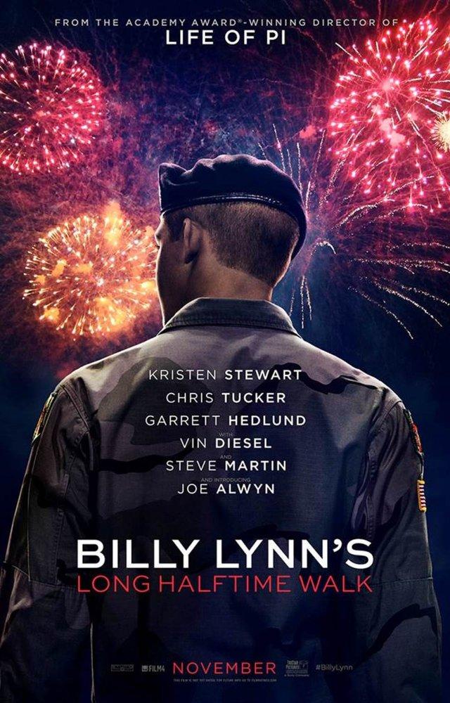 Billy Lynn's Long Halftime Walk Trailer 3