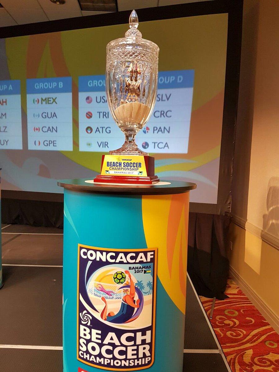 Campeonato de CONCACAF 2017 en Bahamas. Cu-km8mWEAAxwGr