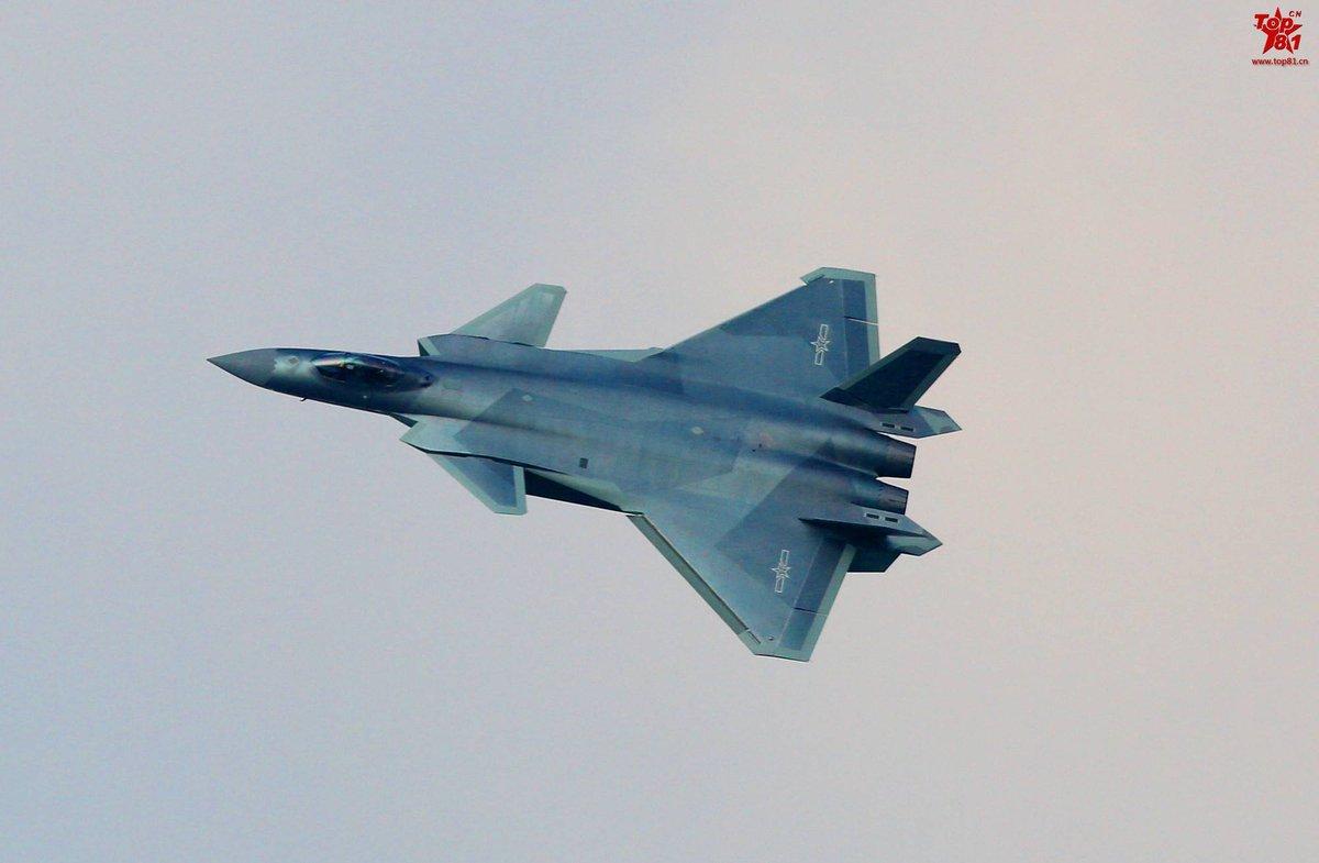 Chengdu J-20 Stealth Fighter - Page 5 Cu-nTNTWcAESTZn