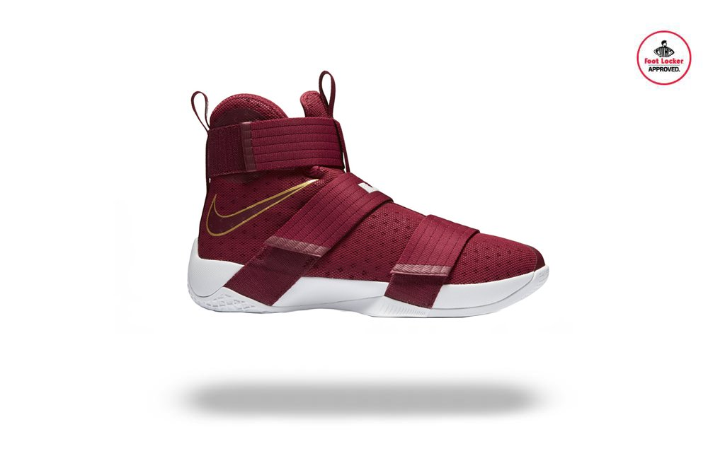 f32aa1e6d61 the nike zoom lebron soldier 10 ctk drops online at 10am edt