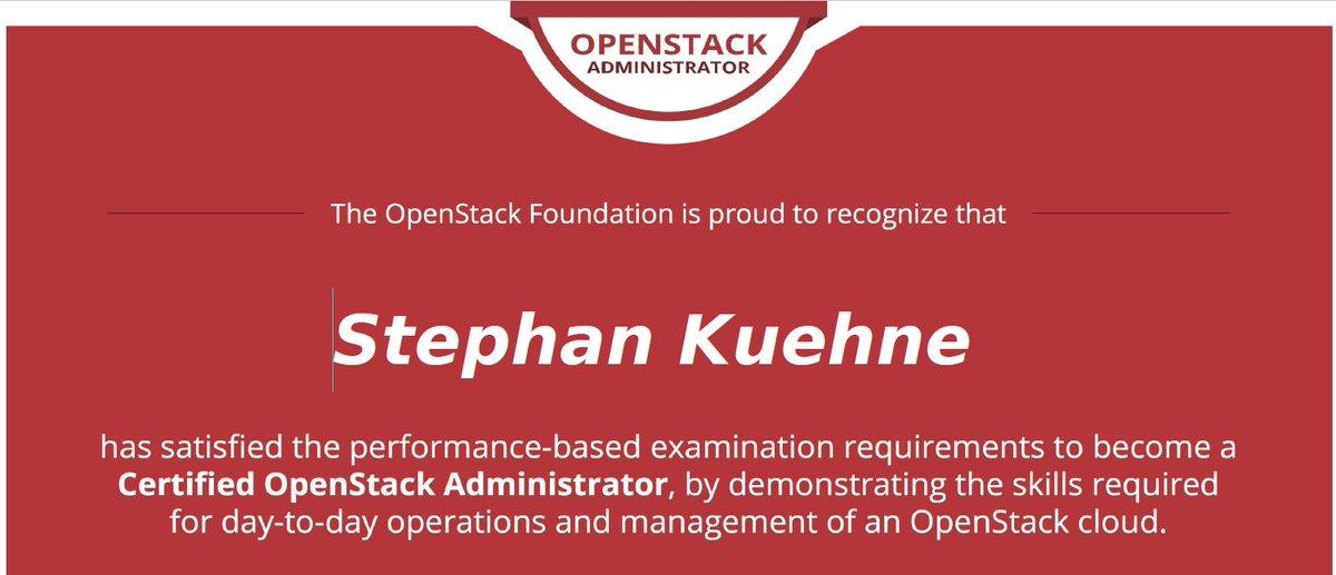 Openstackcoa Hashtag On Twitter