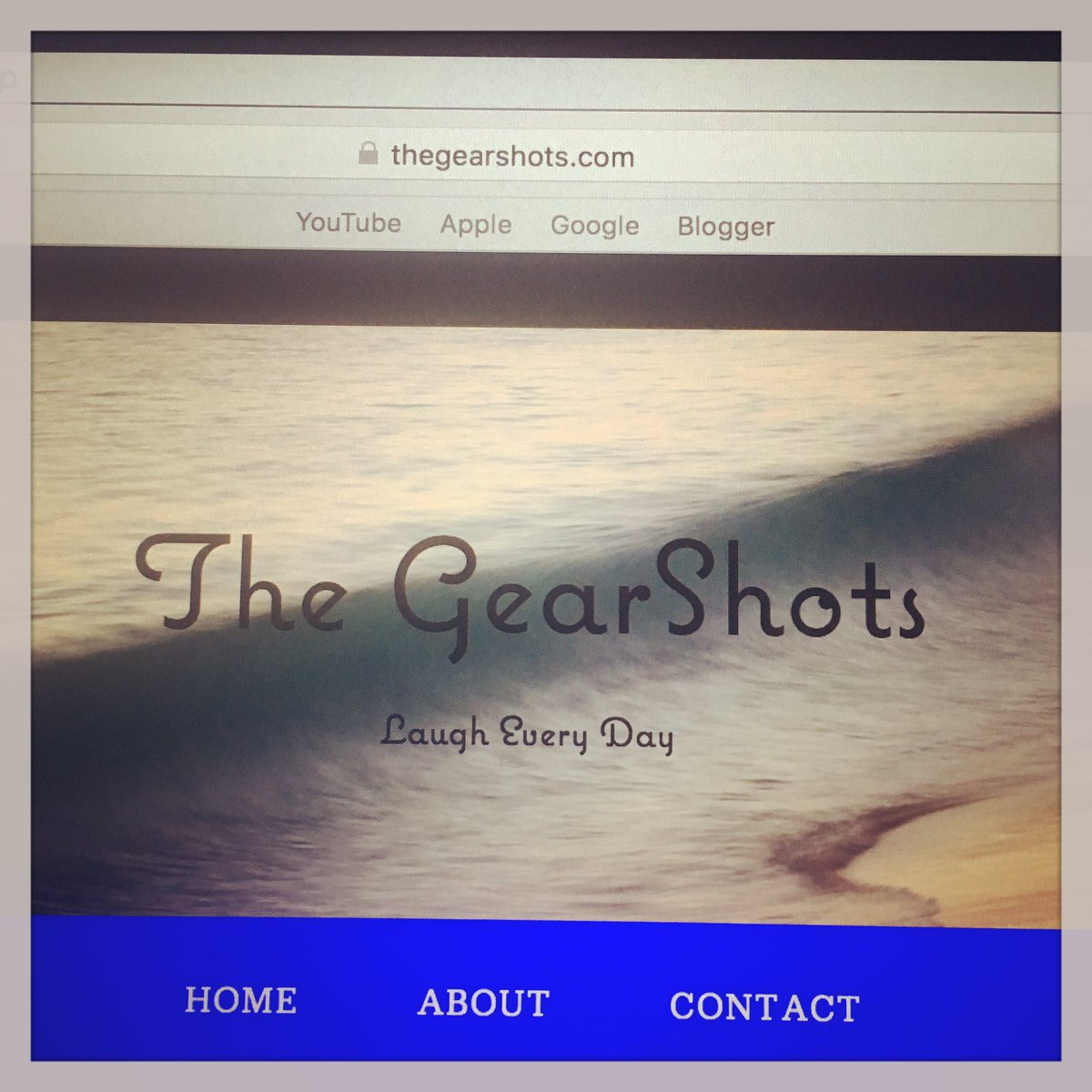 Check out the website we have going now! #thegearshots pic.twitter.com/cMMDK4GOdo