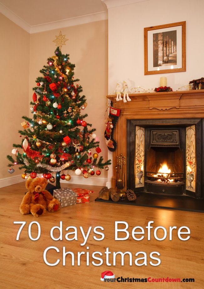 Until Christmas 70 Days Till Christmas.Your Christmas Countdown On Twitter Only 70 Days Before
