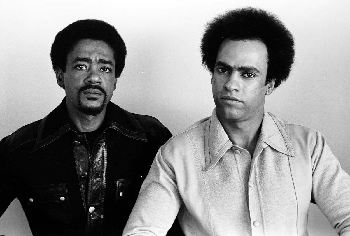 Bobby Seale And Huey Newton Phi Beta Sigma | ΒΤ ...