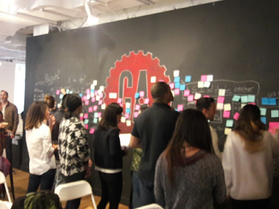 Dream come true!! Such an amazing turnout! Love you all. #healthysexydesign at @ga_sf :) https://t.co/w8zKDUBdmz