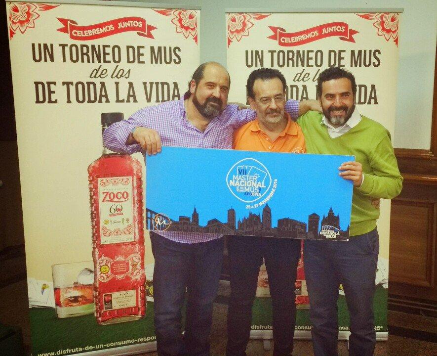Pablo Simón Quintas y Manuel Rodríguez Fernández, Campeones del II Torneo Premastel Provincial (plazas Complementarias)