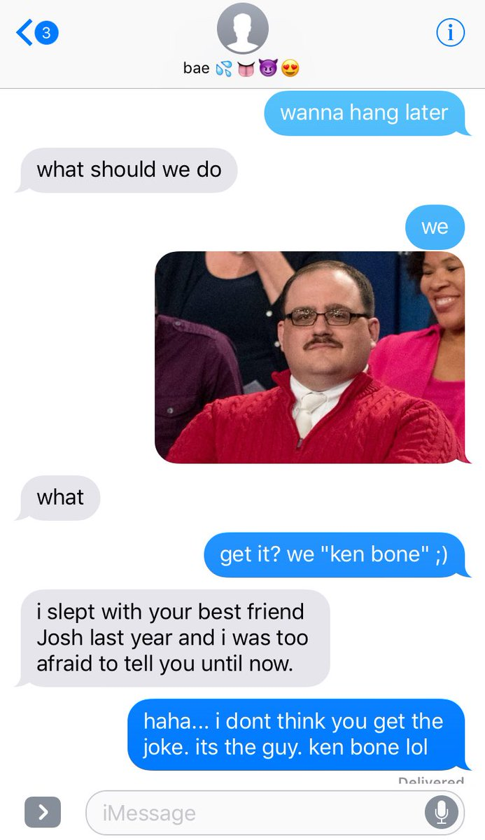 i was about to bone my girlfriend