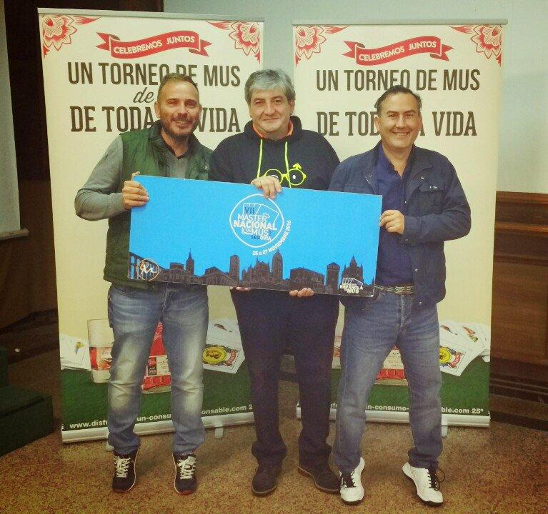 Alex Rodríguez Ares y Carlos cacia Gómez Valencia, Subcampeones del II Torneo Premaster Provincial de Ourense