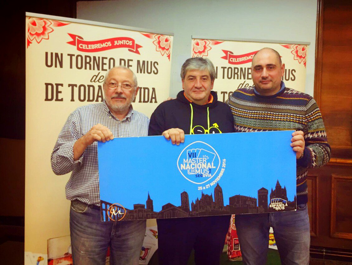 José Antonio Castro Gómez y Xaime da Pena Ceide, Terceros del II Torneo Premaster Provincial de Ourense