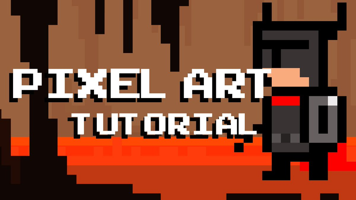 make your own pixel art for games no expereince requiered Natural Pixel Art s youtu be rmmnrvi zbu